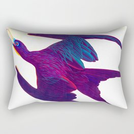 Frigate Pelican Rectangular Pillow