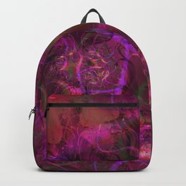 Fuschia Infusion Backpack