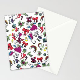 marry Christmas Stationery Cards