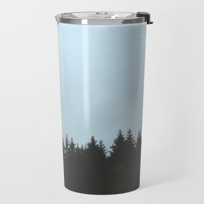 Norwegian Wood Travel Mug