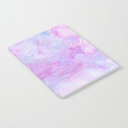 Violet marble Notebook
