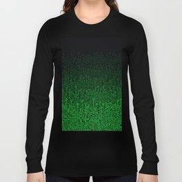 Reboot II GREEN Long Sleeve T-shirt