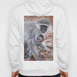 Mom and me, Africa wildlife Hoody