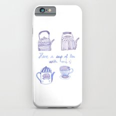 Decorative teapots Slim Case iPhone 6s