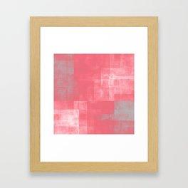 Bubblegum Pop | Abstract No. 1 Framed Art Print
