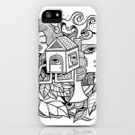 Fiction iPhone Case