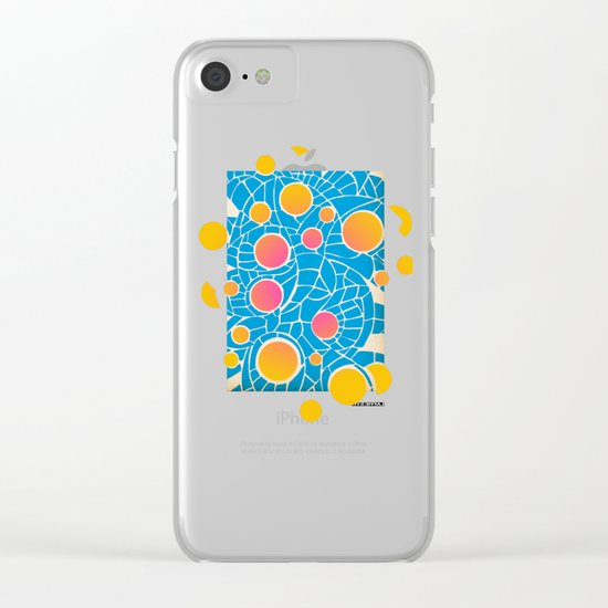 - summer life - Clear iPhone Case