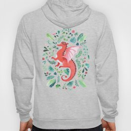 Tropical Dragon Hoody