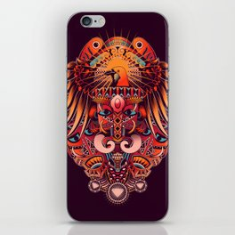 The Beauty of Papua iPhone Skin
