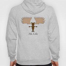 AK Life Moose Hoody
