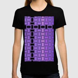 Purple Blocks T-shirt