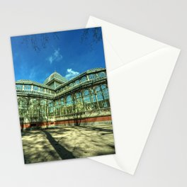 Crystal Palace of Madrid Stationery Cards