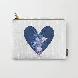 Feelings (Blue) Carry-All Pouch