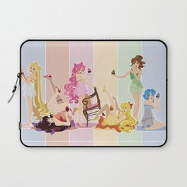 Sailor Moon Pinup - Cupcakes Laptop Sleeve