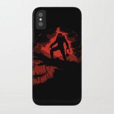 Jungle Hunter iPhone X Slim Case