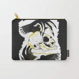 Invoked Bat Skull Carry-All Pouch