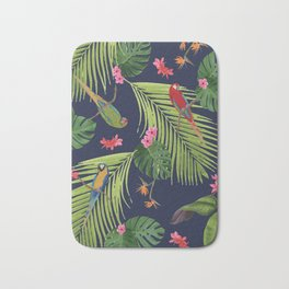 A Day Trip to the Belmont Estate #2, Parrot Paradise Bath Mat