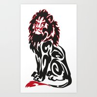 Leone Art Print