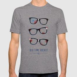Slapshot - Old Time Hockey T-shirt