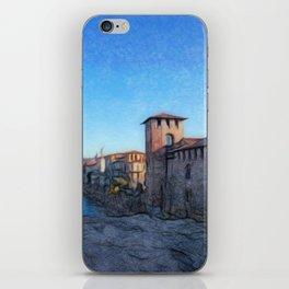 Medieval Castle iPhone Skin