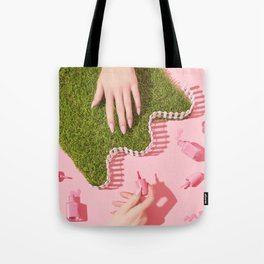 Well-Manicured Lawn Tote Bag