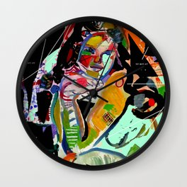 Woman N52 Wall Clock