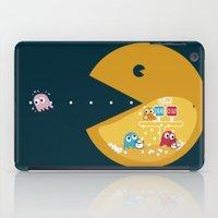 games iPad Cases featuring Indoor Games by KingImagine