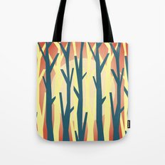 trees against the light 2 Tote Bag