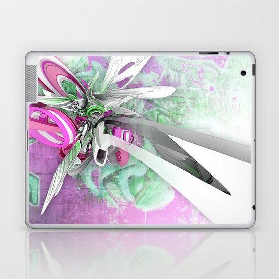 N-Ascent Laptop & iPad Skin