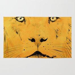 Lion Rug