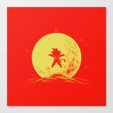 dragon ball, Canvas Print
