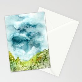 Garden of Solitude Stationery Cards