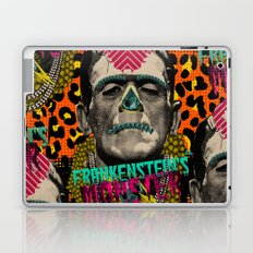 Frankenstein's monster Laptop & iPad Skin