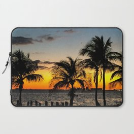 Miami Sunset Laptop Sleeve
