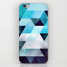 blykk myzzt iPhone Skin