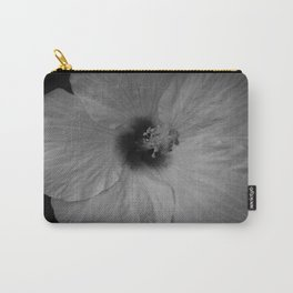 Hawaiian Dreams in Black and White  Carry-All Pouch
