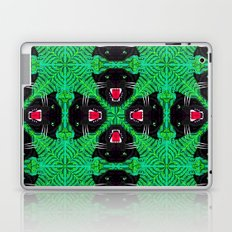 Tropical Gothic Pattern  Laptop & iPad Skin