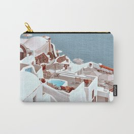 Greece, Santorini View Carry-All Pouch