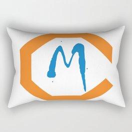 Monster M Rectangular Pillow