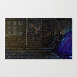 Micah and Drystan Canvas Print
