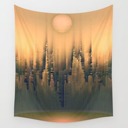 Reversible Space III Wall Tapestry