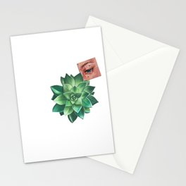 Eye See Green Stationery Cards
