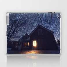 Spinning Over the Family Farm Laptop & iPad Skin
