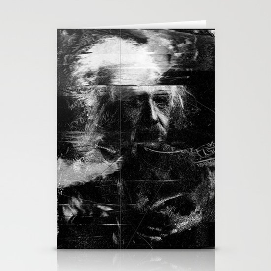 Albert Einstein Stationery Cards