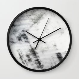 Black & White Abstract Series ~ 7 Wall Clock