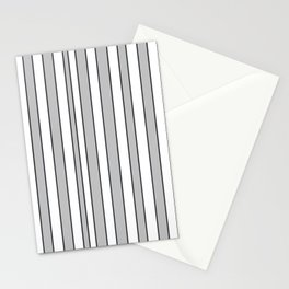 Strips 9-line,band,striped,zebra,tira,linea,rayas,rasguno,rayado. Stationery Cards
