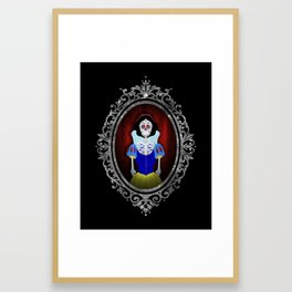 Epilogue Collection, Series 1 - After The Bite Framed Art Print