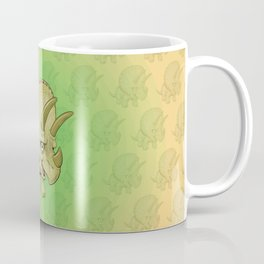 Cute Triceratops Coffee Mug