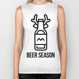 Beer Season Biker Tank