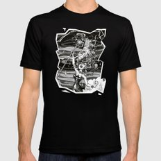 Our Queen of Destruction Mens Fitted Tee Black MEDIUM